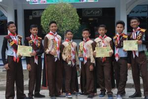 Santri Berprestasi - Santri Madinatunnajah - Pesantren Modern di Cirebon - Pesantren di Cirebon - Pesantren Terbaik di Jawa Barat